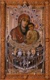 Святогорская Богородица :: Святогорская икона Божией Матери