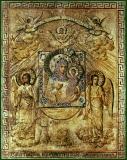 Псково-Святогорская икона Божией Матери Одигитрия