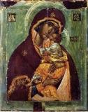 Соловецкая Богородица :: Икона Божией Матери