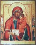 Соболевская Богородица :: Соболевская икона Божией Матери