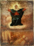 Икона Богоматери «Спорительница Хлебов».
