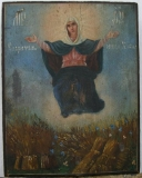 Икона Божией Матери «Спорительница хлебов»