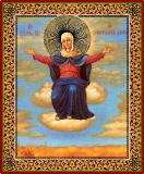 Спорительница хлебов :: Икона Божией Матери, именуемая