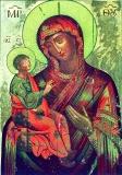 Свирская Богородица :: Икона Пресвятой Богородицы