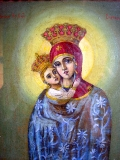 Скитковская Богородица :: Икона Пресвятой Богородицы