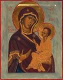 Стокгольмская Богородица :: Икона Пресвятой Богородицы