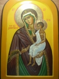 Воспитание :: Икона Божией Матери Воспитание