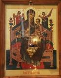 Икона Божией Матери «Всецарица».