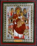 Всецарица :: Икона Божией Матери «Всецарица»