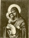Владимирская-Заоникиевская икона Божией Матери