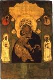 Владимирская икона  «Волоколамская»