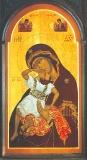 Икона Божьей Матери «Взыграние», Угрешская