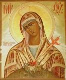 Икона Божией Матери именуемая