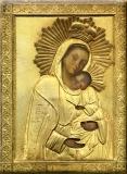 Воргольская Богородица :: Икона Пресвятой Богородицы Воргольская