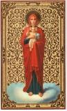 Валаамская Богородица :: Валаамская икона Божией Матери