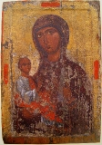 Валанасская Богородица :: Валанасская икона Божией Матери
