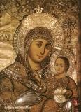 Вифлеемская Богородица :: Икона Божией Матери
