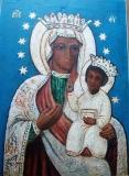 Васьковская (Ельская) :: Васьковская (Ельская) икона Божией Матери