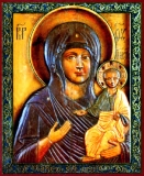 Влахернская Богоматерь :: Влахернская икона БМ