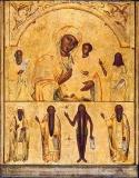 В скорбех и печалех Утешение :: Икона Божией Матери, именуемой