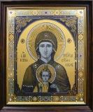 Услышательница Богородица :: Икона Богоматерь