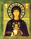 Услышательница Богородица :: Икона Божьей Матери