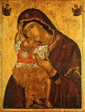 Богородица с младенцем (Умиление)