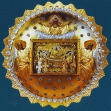 Чудотворная икона Божией Матери Киево-Печерская (Успение)
