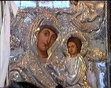 Федуса (Змеевая) Панагия :: Икона Пресвятой Богородицы