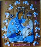 Фальковичская (Фальковицкая) Богородица :: Икона Пресвятой Богородицы