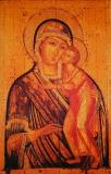 Хлыновская Богородица :: Хлыновская икона Божией Матери