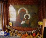 Икона Матери Божией именуемой  Цамбики