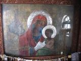 Цамбика икона Богородицы :: Икона Матери Божией именуемой  Цамбики