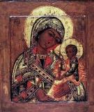 Шуйская-Смоленская чудотворная икона Божией Матери