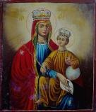 Шестоковская Богородица :: Икона Божией Матери