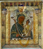 Чирская (Псковская) Богородица :: Чудотворная икона Чирской Божьей Матери
