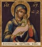 Яскинская-Печерская икона Божией Матери