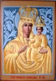 Икона Божией Матери Юровичская Милосердная
