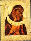 Яхромская икона Божьей Матери