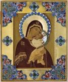 Икона Божья Матерь Ярославская