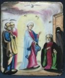 Явление Богоматери Сергию Радонежскому :: Икона