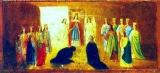 Явление Пресвятой Богородицы прп. Серафиму Саровскому