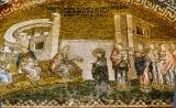 Вручение Марии пурпурной пряжи для тканья завесы Храма.