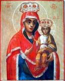 Братско-Борщаговская Богородица :: Икона Пресвятой Богородицы