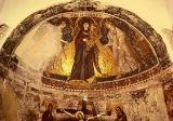 Богоматерь Ангелоктиста с предстоящими архангелами Михаилом и Гавриилом