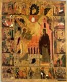 Икона Божией Матери «Благовещение» Сольвычегодская