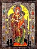 Аризонская икона Божией Матери