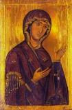 Икона Богородицы Агиосоритисса