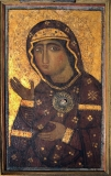 Βυζαντινό αντίγραφο του αιώνα της Παναγίας Αγιοσορίτισσας