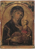 Алтарница/ Бематарисса :: Икона Божией Матери